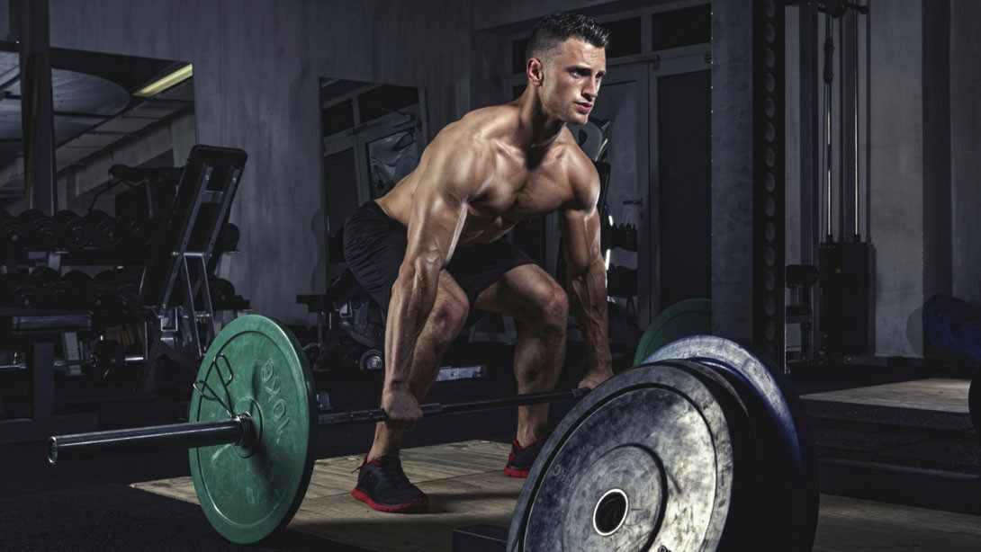 5 تمارين لا يستغنى عنها أي رجل يبحث عن العضلات - سبورت 360 عربية