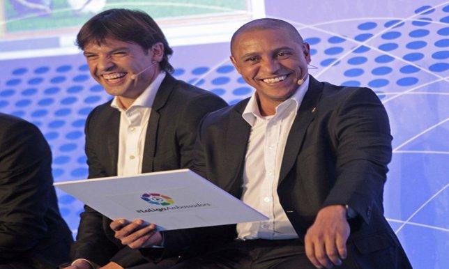 روبيرتو كارلوس: الأفضل ليس رونالدو ولا ميسي ! - سبورت 360 عربية