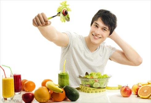 9 أغذية مهمة لشعر وبشرة الرجال - سبورت 360 عربية