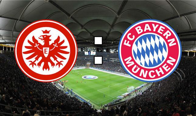 مشاهدة مباراة بايرن ميونخ وفرانكفورت بث مباشر بتاريخ 18-05-2019 الدوري الالماني