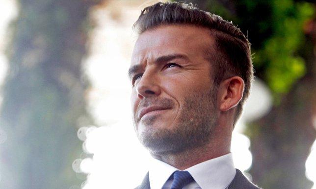 826df5ff1 صورة .. ديفيد بيكهام أكثر رجال العالم جاذبية - سبورت 360 عربية