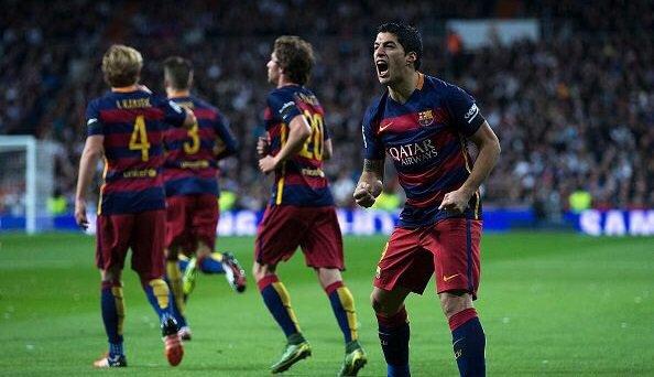 الأرقام تؤكد تفوق برشلونة على ريال مدريد في الشوط الأول - سبورت 360 عربية