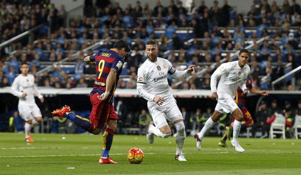صورة .. خط وسط ريال مدريد غائب تماما عن المساندة الدفاعية - سبورت 360 عربية