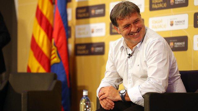 اجتماع بين تاتا وإدارة برشلونة ينتهي بصفقة مهاجم - سبورت 360 عربية