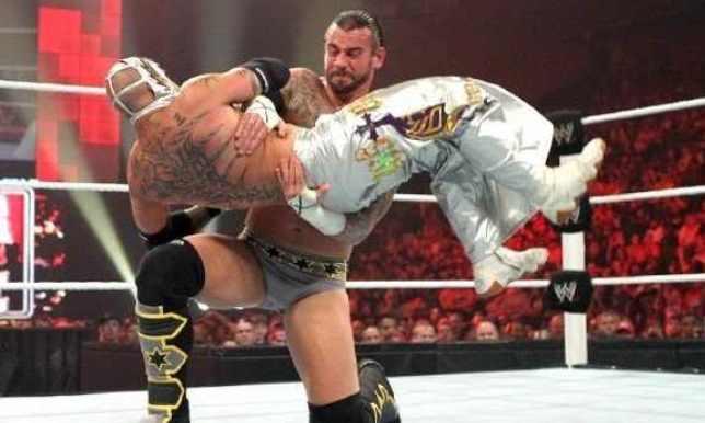 ماستيريو باقي مع WWE - سبورت 360 عربية