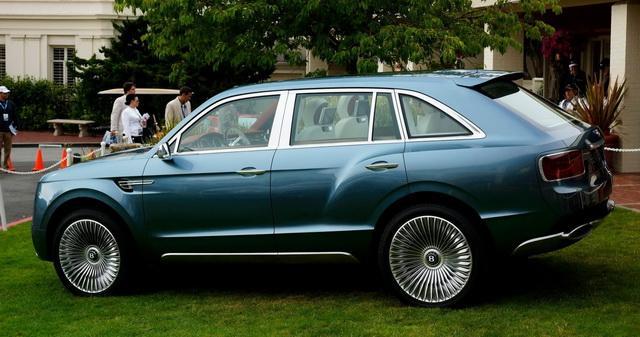 قيمة بنتلي SUV لن تقل عن 223 ألف دولار - سبورت 360 عربية