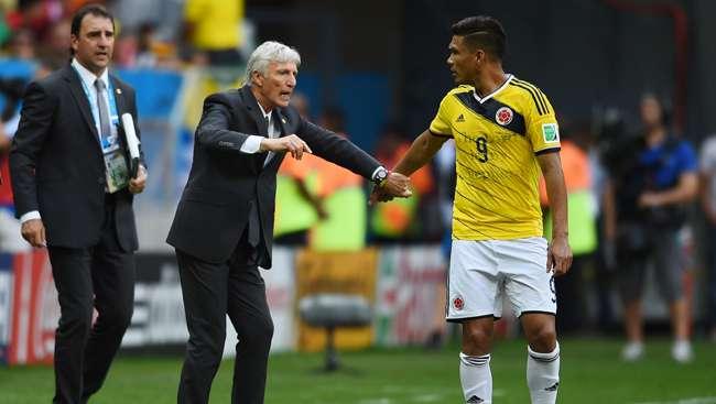 الرئيس الكولومبي يطالب بالإبقاء على بيكرمان - سبورت 360 عربية
