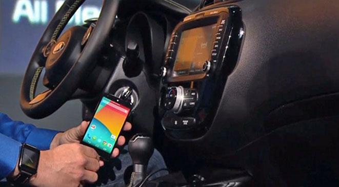 """جوجل تكشف عن """"اندرويد"""" خاص بالسيارات - سبورت 360 عربية"""