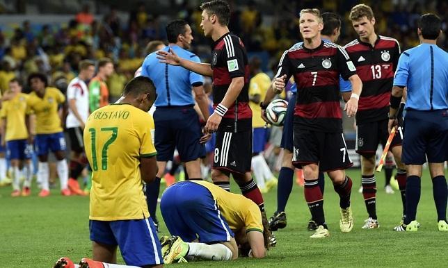 صور: كاهيل ونجوم آخرين يسخرون من خسارة البرازيل - سبورت 360